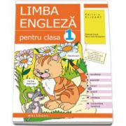 Limba engleza caiet pentru clasa I - Vocabular, exercitii, jocuri, poezii, cantece, transcriere fonetica