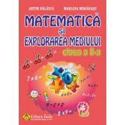 Matematica si explorarea mediului, clasa a II-a (Artur Balauca)