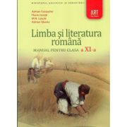 Limba si Literatura Romana manual clasa a XI-a