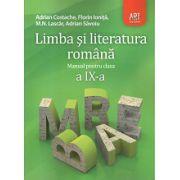 Limba si Literatura Romana manual clasa a IX-a