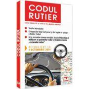 Codul Rutier, actualizat la 1 Octombrie 2014
