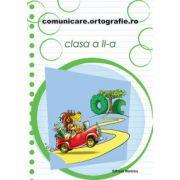 Comunicare-ortografie 2014-2015, clasa a II-a