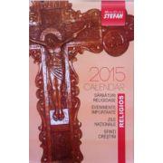 Calendar religios 2015
