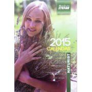 Calendar naturist 2015