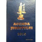 Agenda juristului 2015. Editie de buzunar