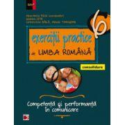 Exercitii practice de Limba Romana pentru clasa a VI-a. CONSOLIDARE