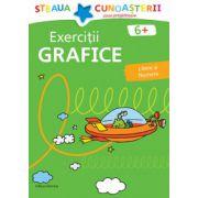 Exercitii Grafice 6+ (verde)