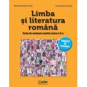 Limba si literatura romana, teste de evaluare pentru clasa a V-a - Sugestii de rezolvare