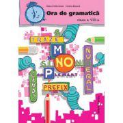 Ora de gramatica - Clasa a VIII-a