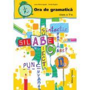 Ora de gramatica - Clasa a V-a