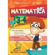 Matematica, clasele III-IV