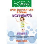 Limba si literatura romana si matematica pentru clasa a III-a. Teste pentu Concursul Scolar de Competenta si Performanta COMPER 2014-2015