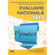 Evaluare nationala 2015 Matematica (Irina Capraru)