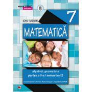 Matematica 2000 INITIERE 2014-2015 algebra, geometrie clasa a VII-a partea 2