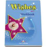 Curs de limba engleza Wishes Level B2.1 Workbook Students Book, Caietul elevului pentru clasa a IX-a (Editie revizuita 2015)