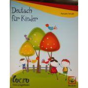 Deutsch fur kinder. Caiet de lucru clasa pregatitoare