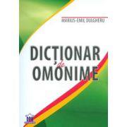 Dictionar de Omonime (Marius-Emil Dulgheru)