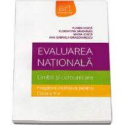 Evaluarea nationala. Limba si comunicare. Pregatire intensiva pentru clasa a V-a (Florin Ionita)