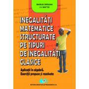 Inegalitati matematice structurate pe tipuri de inegalitati clasice