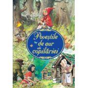 Povestile de aur ale copilariei (Tony Wolf)