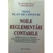 Noile reglementari contabile, noul plan de conturi, ianuarie 2015