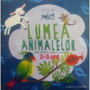 Lumea animalelor, povesti bilingve (2-5 ani)