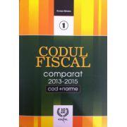 Codul Fiscal Comparat 2013-2015 (3 vol)