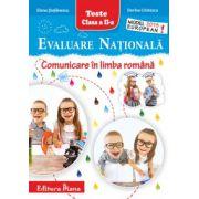 Evaluare Nationala 2015. Comunicare in limba romana, pentru clasa a II-a (Elena Stefanescu)