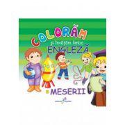 Coloram si invatam limba engleza, Meserii