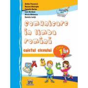 Comunicare in limba romana caietul elevului clasa I (Stefan Pacearca)
