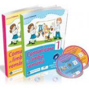 Comunicare in limba romana, manual pentru clasa I - Partea I si Partea a II-a (2 CD)