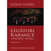 Legaturi karmice, vol. II - consideratii esoterice
