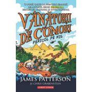 Pericol pe Nil, volumul 2 din seria Vanatorii de comori