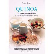 Quinoa, 50 de retete gustoase cu cea mai hranitoare dintre cereale