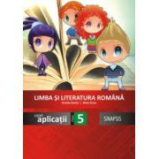 Limba si literatura romana, caiet de aplicatii pentru clasa a V-a (Amalia Barba)
