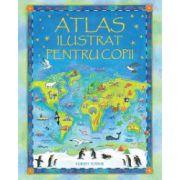 Atlas ilustrat pentru copii (Editie cartonata)
