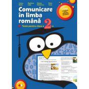 Comunicare in limba romana, teste pentru clasa a II-a