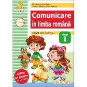 Comunicare in limba romana caiet de lucru clasa I, semestrul al II-lea (Arina Damian)