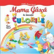 Mama Gasca te invata culorile