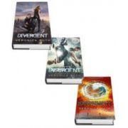 Set trilogia Divergent, Veronica Roth. Divergent - Insurgent - Experiment