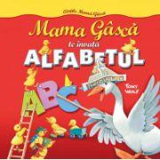 Mama Gasca te invata alfabetul