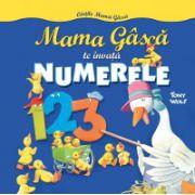 Mama Gasca te invata numerele