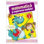 Matematica si explorarea mediului clasa I, semestrul al II-lea (Arina Damian)