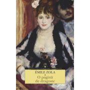 O pagina de dragoste (Emile Zola)