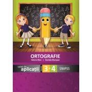 Ortografie caiet de aplicatii pentru clasele III-IV