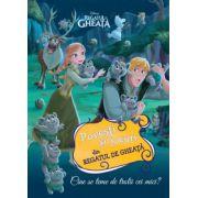 Povesti si jocuri din Regatul de gheata. Cine se teme de trolii cei mici?