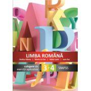 Limba Romana culegere de exercitii aplicative clasele III-IV (Rodica Halmu)