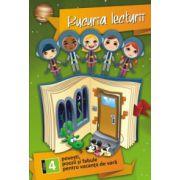 Bucuria lecturii. Povesti, poezii si fabule pentru vacanta de vara clasa a IV-a