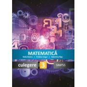 Matematica. Culegere pentru clasa a III-a (Delia Boieru)