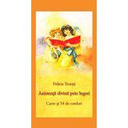 Asistenta divina prin ingeri (carte + 54 de carduri)